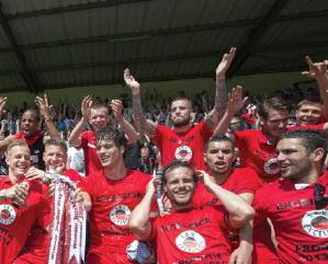 Excelsior speelt komend seizoen weer in de Eredivisie