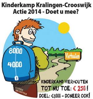 Kinderkamp Kralingen-Crooswijk Actie 2014 – Doet u mee?