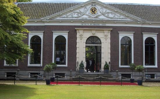 Kuyl's Fundatie, 's Gravenweg 71, Rotterdam (Kralingen)