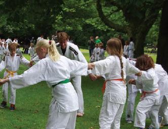 'Buitendag / training' Jayra Sport