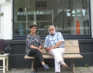 Marja Tholenaars en Jan Wagner hebben elkaar gevonden