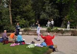 22 juni – Feestelijke opening de Perenhof Trompenburg