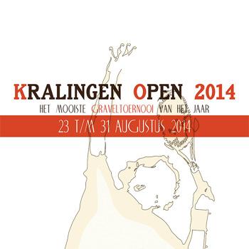 Eerste KNLTB tennistoernooi op Tennispark Kralingen