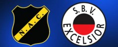 Excelsior en NAC Breda in evenwicht