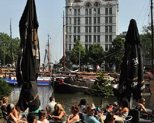 Oude Haven Zomer Festival in Rotterdam