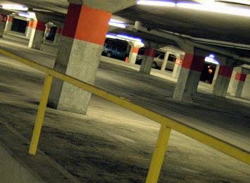 Parkeergarage in Van Kralingen
