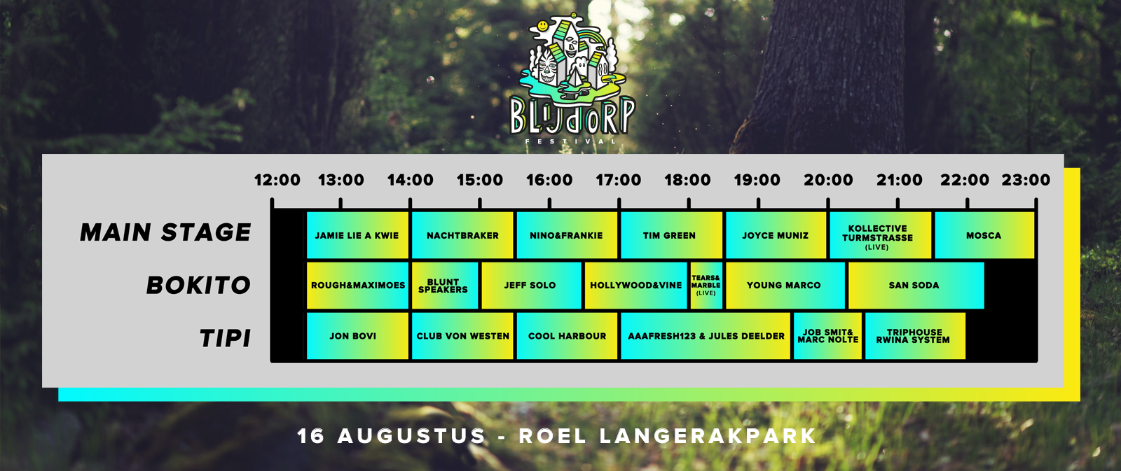 timetable+achtergrond