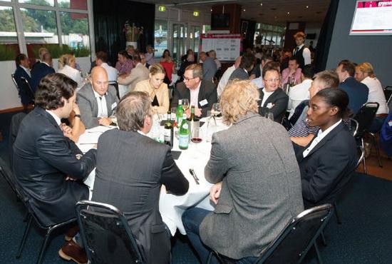 Excelsior Business Club afgelopen donderdagavond. Foto: Jan den Breejen