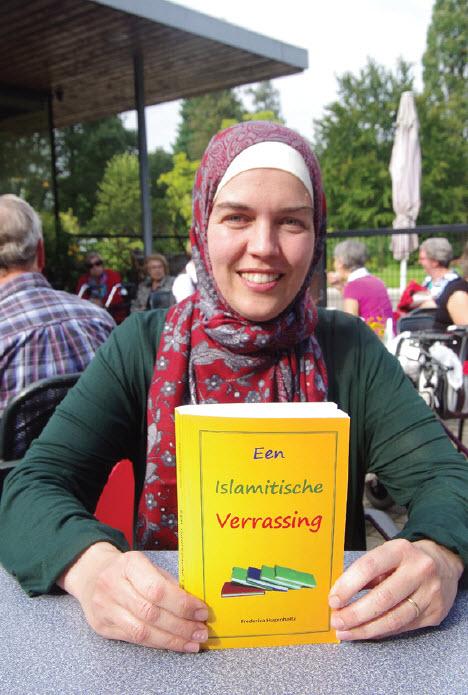 Frederica Hugenholtz
