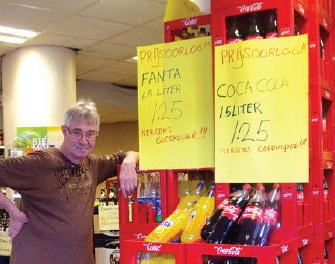 Lois van Thiel versus Coca Cola
