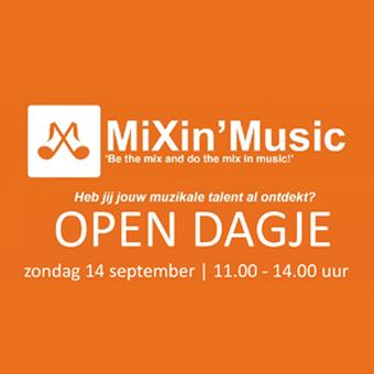 Open Dagje MiXin'Music