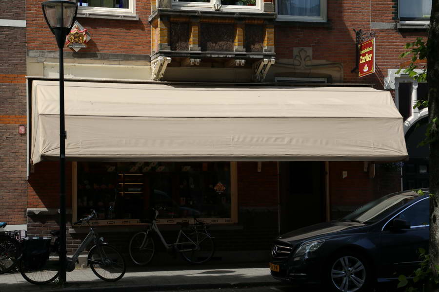 Banketbakkerij Carlier, een héél bijzondere winkel