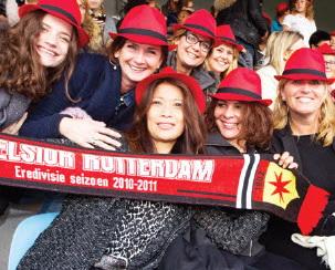 Female touch brengt Excelsior naar winst tegen FC Twente