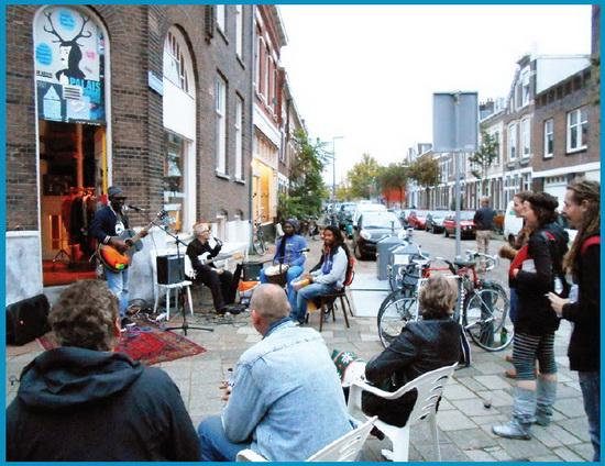 Kunstroute kralingen crooswijk week