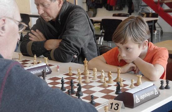 Onésimus rapid schaaktoernooi