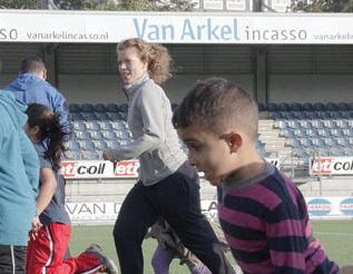 Sportentocht in Kralingen-Crooswijk