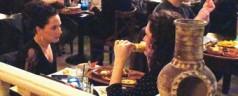 Heel sfeervol tapas eten bij Amigo