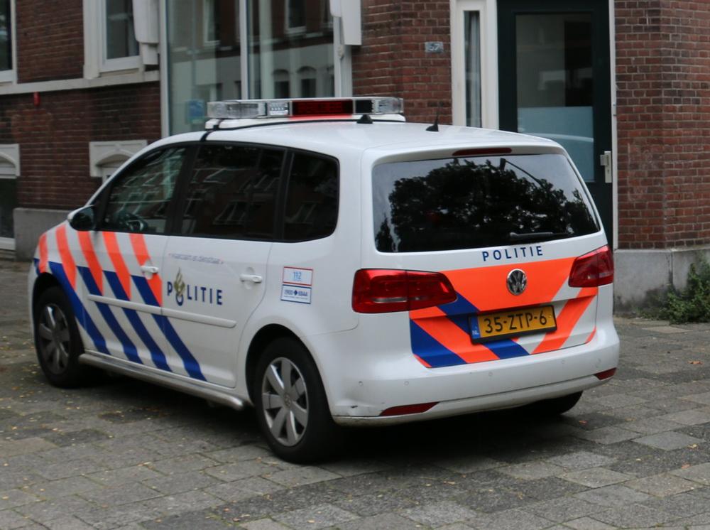 Man gewond bij aanrijding Noordsingel