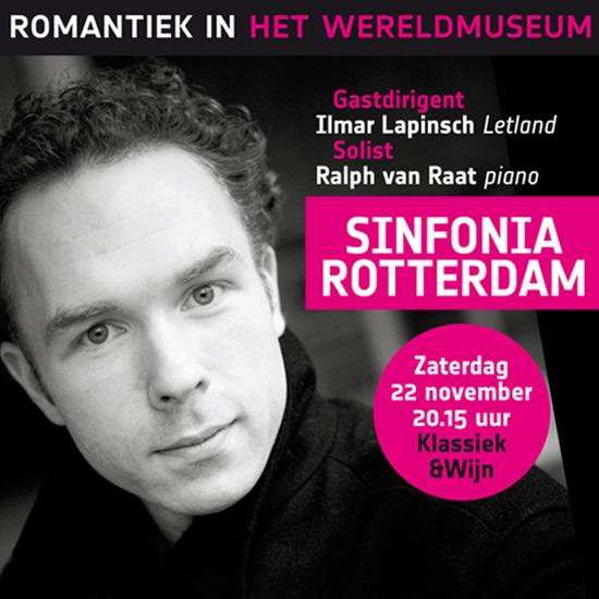 Klassiek & Wijn concert – Romantiek en Ralph van Raat