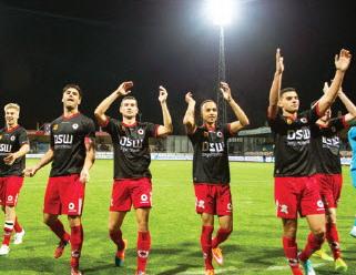 Kaartverkoop bekerwedstrijd Excelsior – NAC Breda
