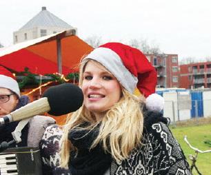 Kerstfeest op de Boksburgervlakte