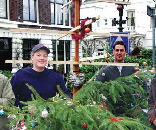 Kerstboomprothese
