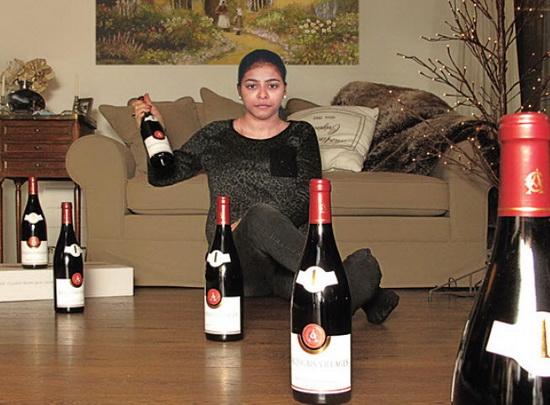Kralingse Wijnspecialist winnaar december