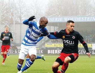 Excelsior a.s. zaterdag in vol stadion tegen Feyenoord