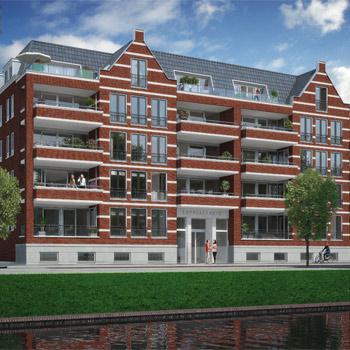 Start verkoop luxe appartementen