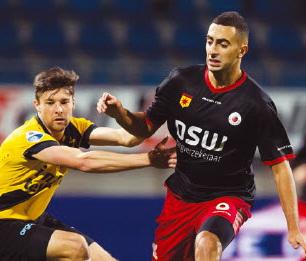Belangrijke maand voor Excelsior in de Eredivisie