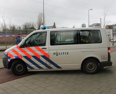 Autodieven aangehouden op Oudedijk