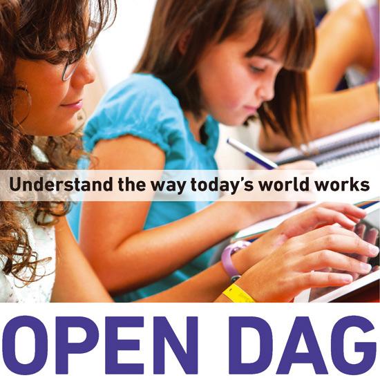 Open dag American International School of Rotterdam