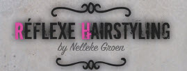 Réflexe Hairstyling logo