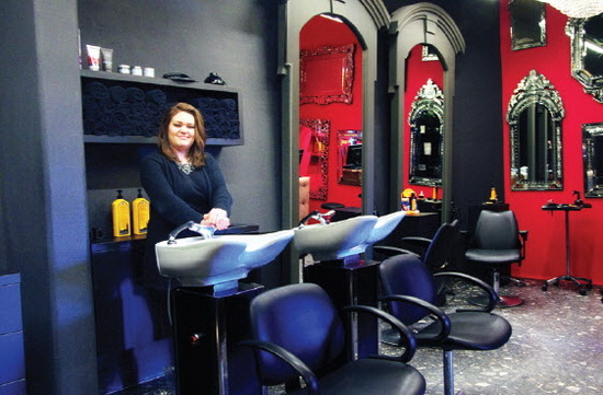 Réflexe Hairstyling Nelleke Groen