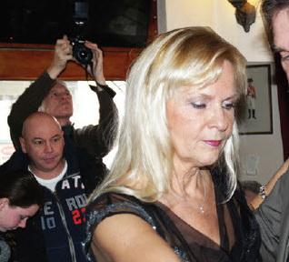 Tineke Noordzij schildert de tango