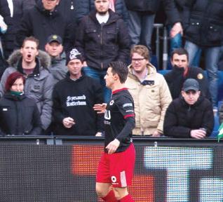 Excelsior komende zondag thuis tegen SC Heerenveen