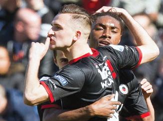 Belangrijk punt voor Excelsior in uitwedstrijd tegen PEC Zwolle