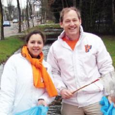 Vuilvissende VVD-ers