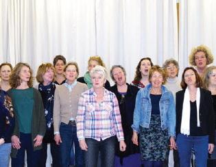 Kralingse vrouwen: kom zingen!