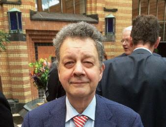 Eduard Schuringa koninklijk onderscheiden