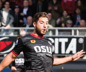 Na bekerduel tegen Groningen komt Vitesse naar Kralingen