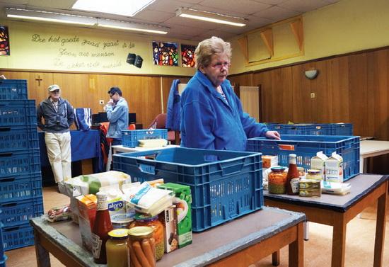 Voedselbank Crooswijk