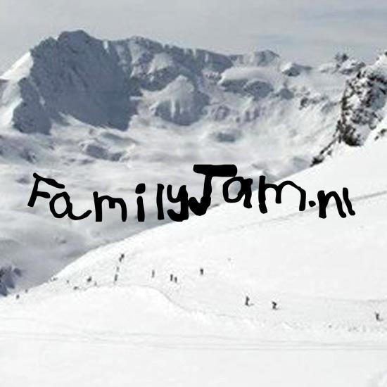 Samen skiën of snowboarden in de meivakantie! Family Jam