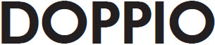 ijssalon doppio logo