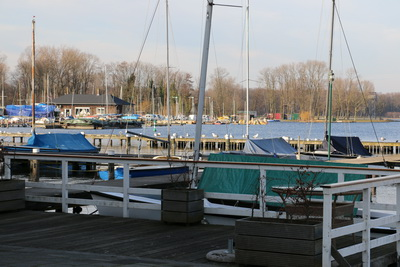'Aangemeerde boten Kralingse Plas levensgevaarlijk'