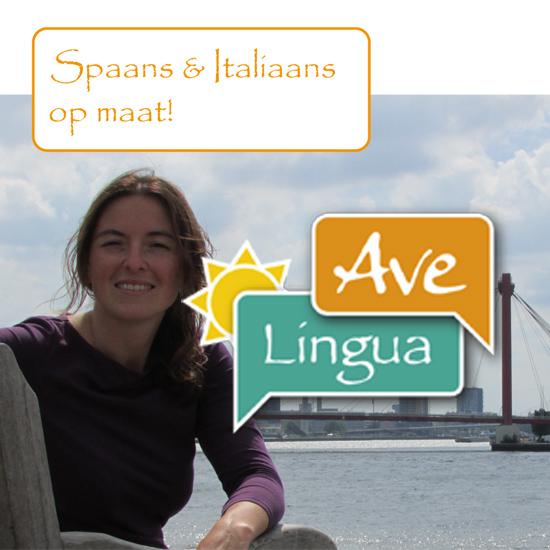 Italiaans of Spaans leren? Ave Lingua