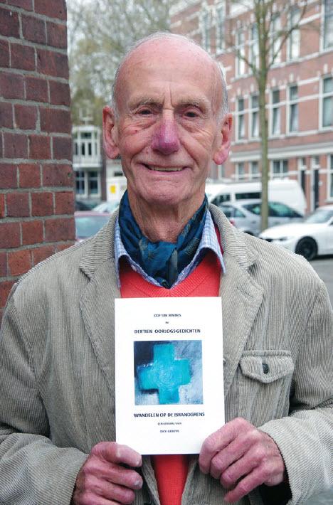 De Kralingse dichter Joop van den Bos