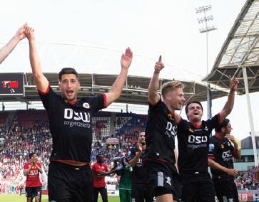 Excelsior ook volgend seizoen in de Eredivisie!