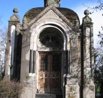 Tentoonstelling en lezing mausoleum Oud Kralingen