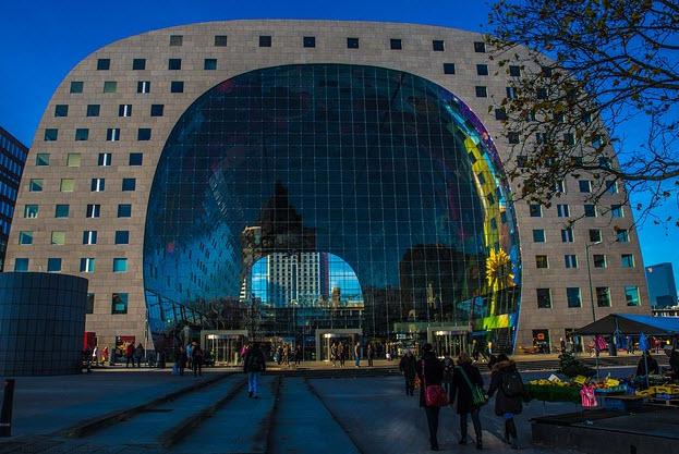 Nieuwe toekomstvisie op cultuur 2017-2020 in Rotterdam